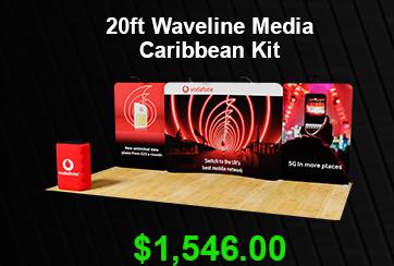 20ft Waveline Media Caribbean Kit USD 1546