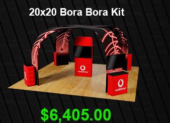 20x20 Bora Bora Kit USD 6405